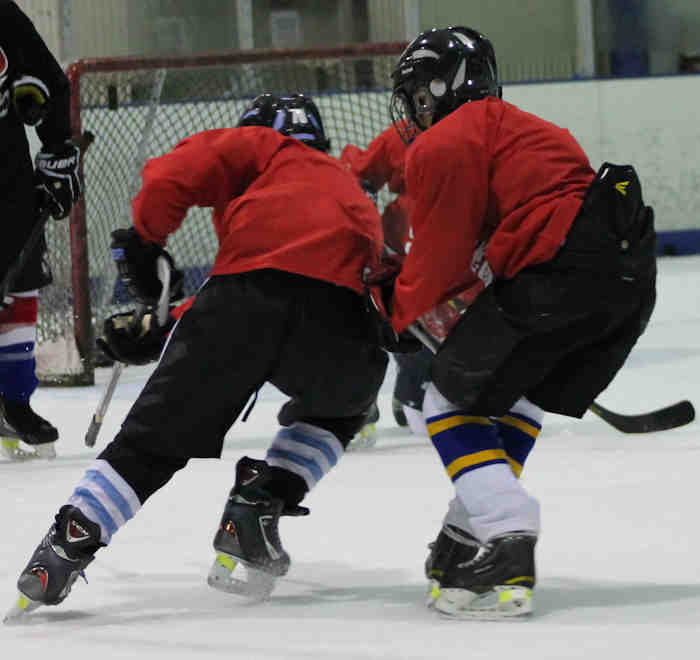 Bantam Hockey Camp
