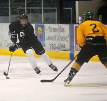 Defencemen Hockey Camp