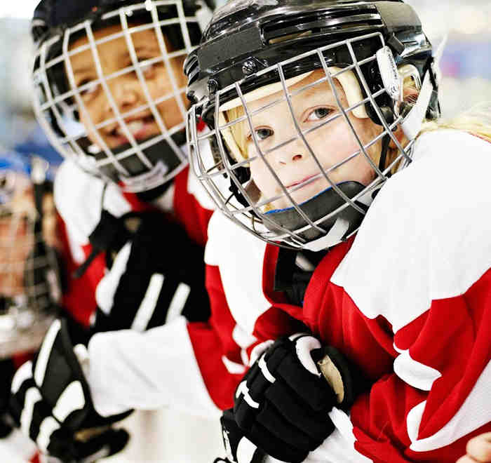 Summer Hockey Day Camp